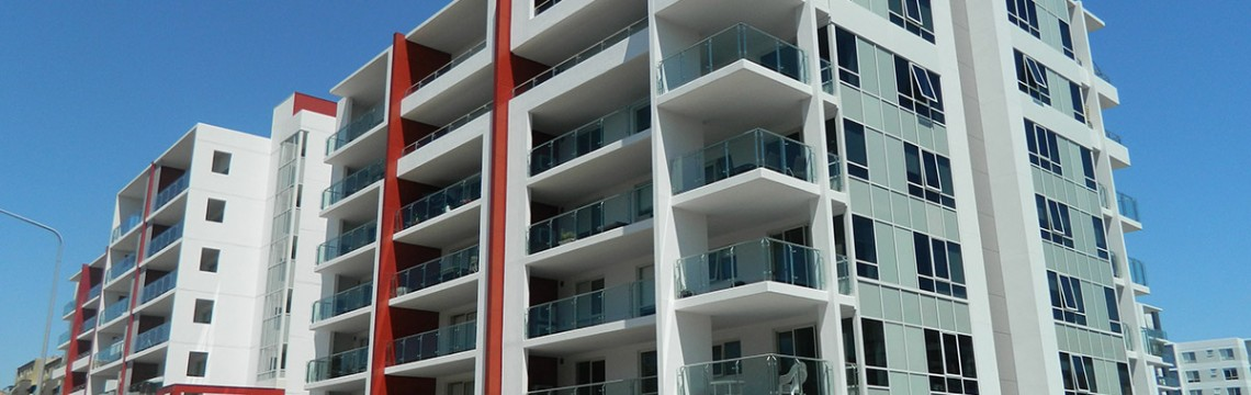 Oracle Apartments, Belconnen ACT Front Face