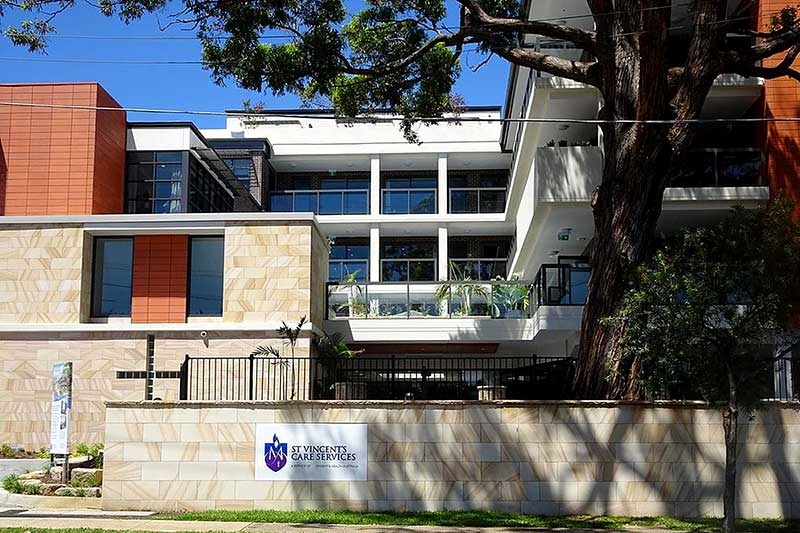 ADCO BUPA Aged Care Bronte HD Projects