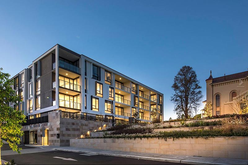 HD Projects CARDINAL FREEMAN AGED CARE ASHFIELD