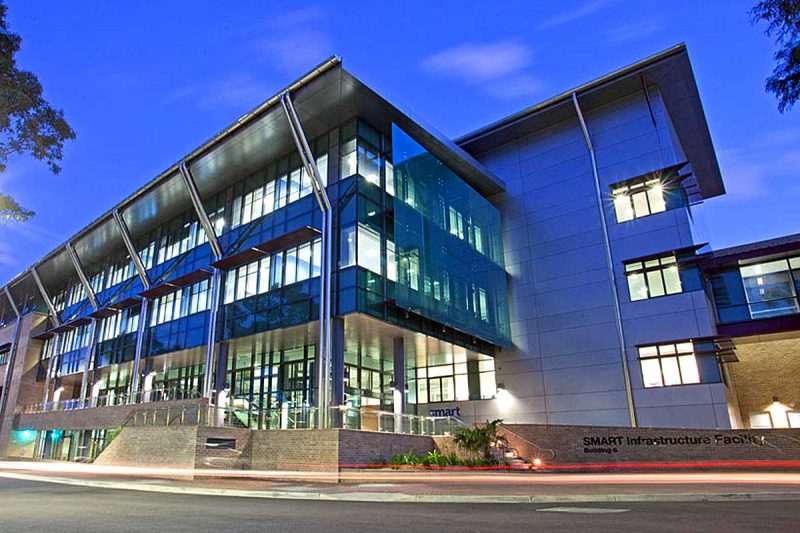 Cockram Constructions University of Wollongong HD Projects