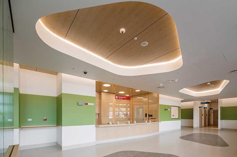 HD Projects John Holland Lismore Base Hospital