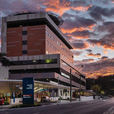 HD Projects John Holland Lismore Base Hospital