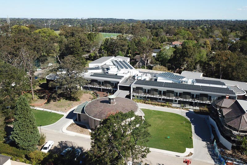 HD Projects Richard Crookes Turramurra Aged Care