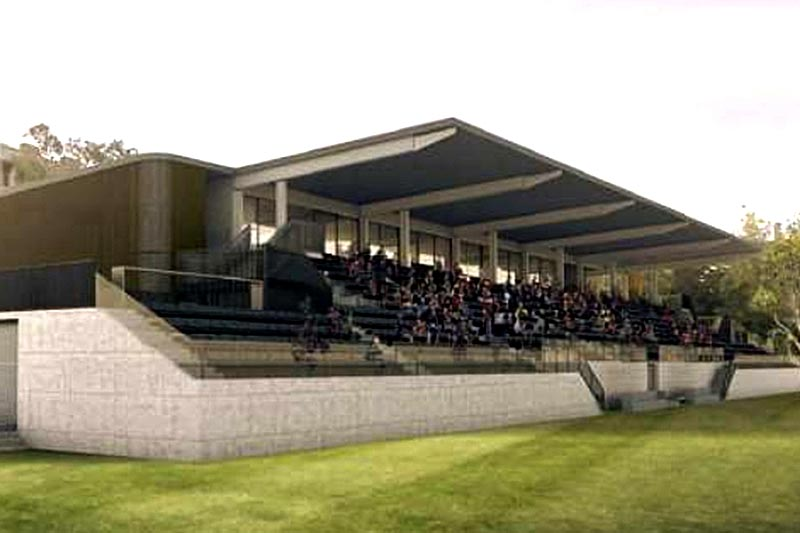 Kane Construction University of Sydney Grandstand Development