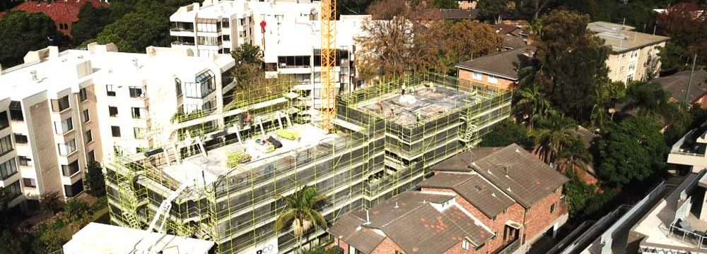 Military Rd residential apartments HDProjects and MLP Co